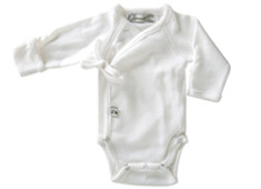 Sprout Collection Premature Clothing - Long Sleeved Onesies